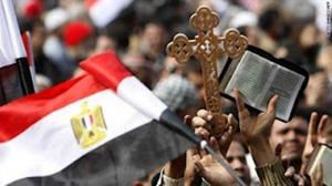 Flag Cross Quran