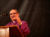 Anglican Bishop Mouneer on the Break-Up of pro-MorsiSit-Ins