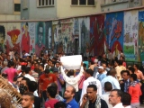 Tahrir Protestors Turn on Each Other: MyVideo