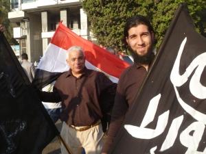 Islamist Giza Protest