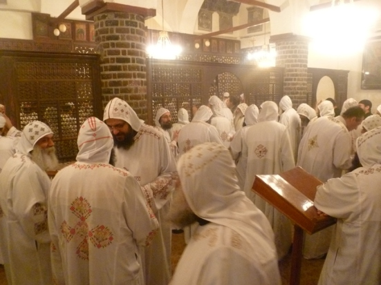Muharraq Monks