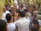 Coptic Palm Sunday Street Parade Axed to Keep the Peace