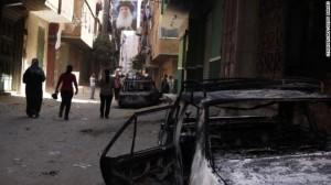 Copts Killed