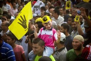 Rabaa Child