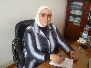 Nadia Mustafa