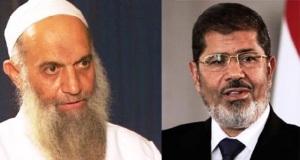 L: Mohamed al-Zawahiri, R: Mohamed Morsi
