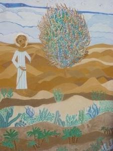 'Sinai, Holy Land', by Gamal Lamie