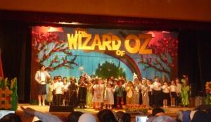 Oz Stage