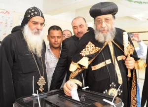 EGYPT-VOTE-COPTS