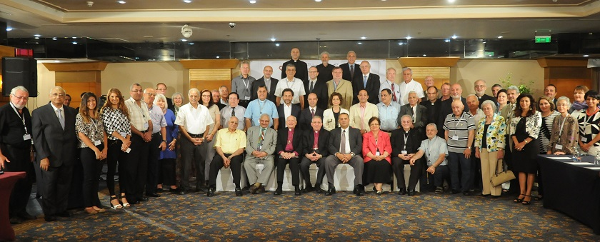 Participants in the FMEEC conference in Cairo