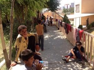 KD Erbil refugees