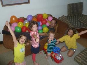 40 Balloons
