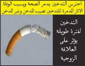 Cigarette impotence