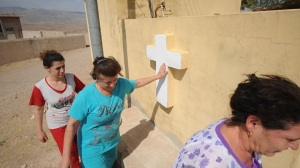 Christian refugees from Mosul find a home in Merga Souva Iraq. -- Gail Orenstein / AP Images