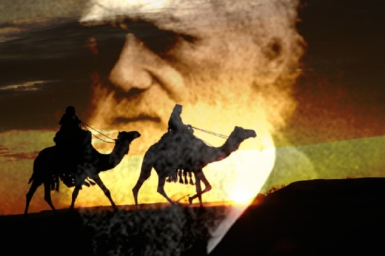 Darwin in Arabia
