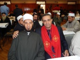 The Egyptian Family House: Muslims and Christians, HoldingHands