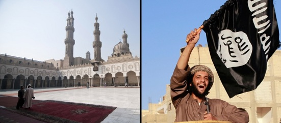 Sharia Azhar ISIS