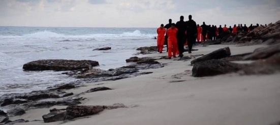 Copts Killed in Libya