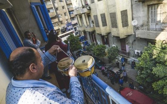 Balcony Music 1