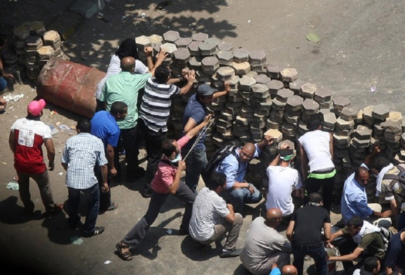 Defending Rabaa