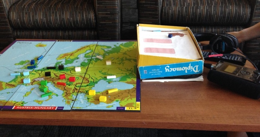 Diplomacy the Great Game
