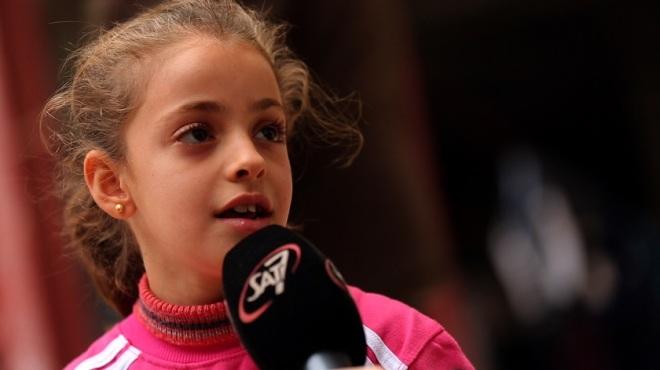 Myriam, photo from SAT-7