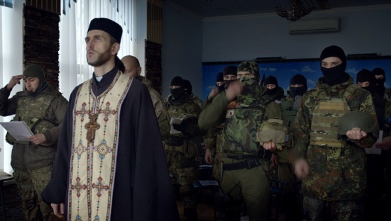 Ukraine Christian Taliban