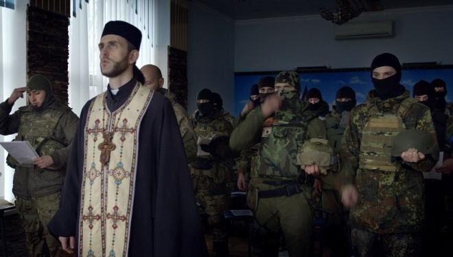 Ukraine Christian Taliban