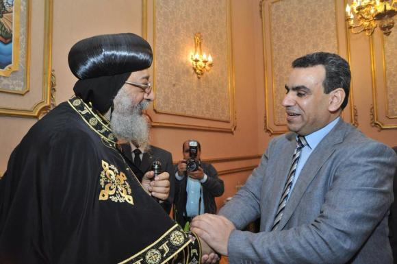 Culture Minister Abd al-Wahid al-Nabawi