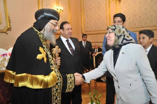 Labor Minister Nahed al-Ashari