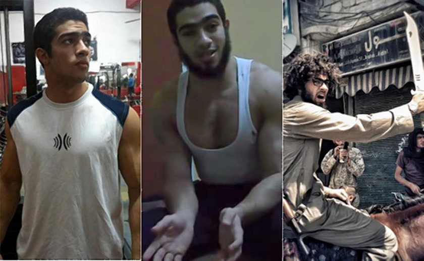 Islam Yakan, an Egyptian jihadi, not the character described in this story.