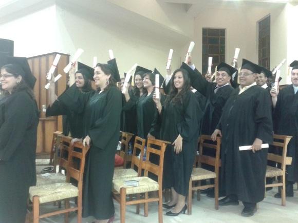 AST Graduation