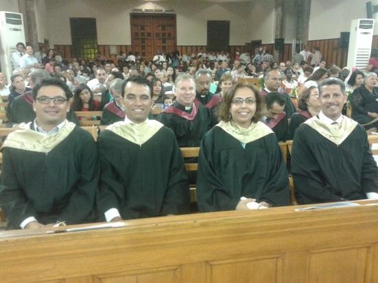 AST MA Graduates
