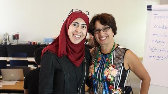 Sana Odeh - Hackathon