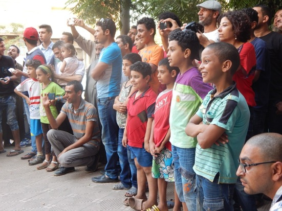 Nahda Audience