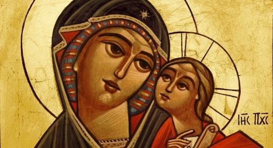 Virgin Mary 1