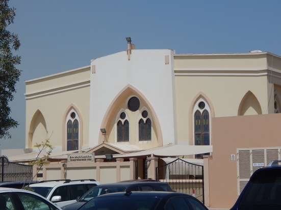 Indian Mar Thoma Church, Dubai