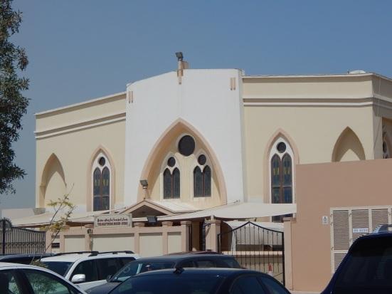 Indian Mar Thoma Church, Dubai