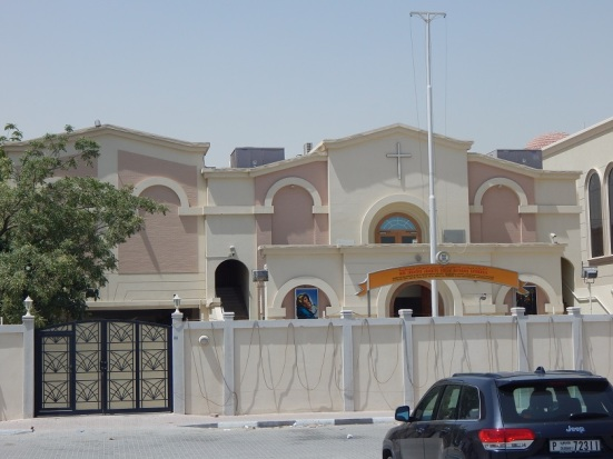 Mar Ignatius Syrian Orthodox Church, Dubai