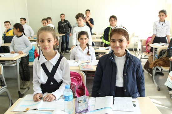 SAT-7 Myriam and Sandra