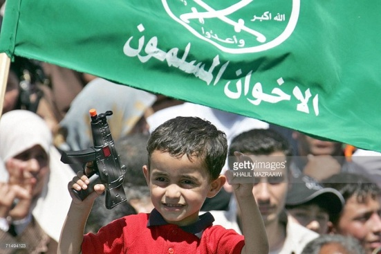Muslim Brotherhood Child