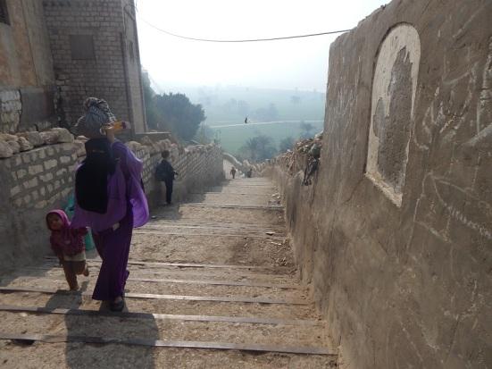 Gebl al-Tayr Stairs