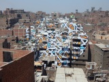 The Mural in the Garbage: An Artist's 'Perception' of Cairo's Coptic Slum