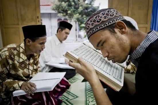Blind Muslim
