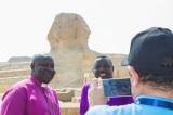 Global South Anglicans Tour the EgyptianTreasures