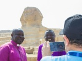Global South Anglicans Tour the Egyptian Treasures