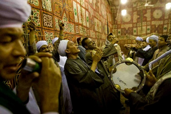 Egypt Sufism Extremism