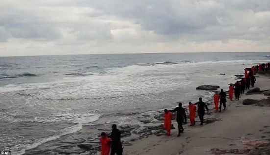 Coptic Poem to ISIS