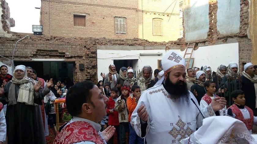 Muslim Opposition Village Church
