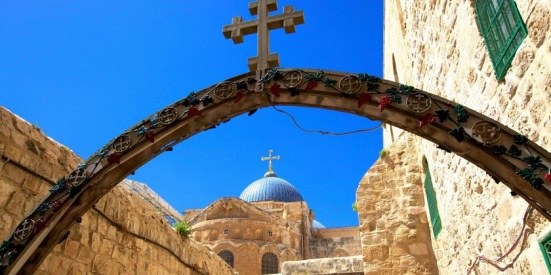 Middle East Christian Tourism